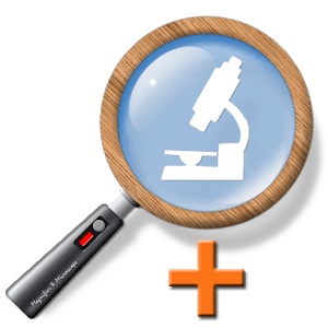 Cozy Magnifier & Microscope + icon