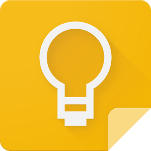 Google Keep – notes and lists icon