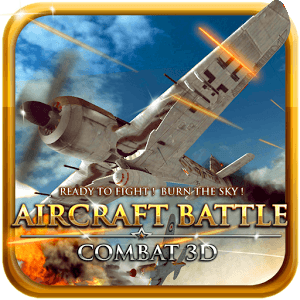 WW2 Aircraft Battle 3D icon
