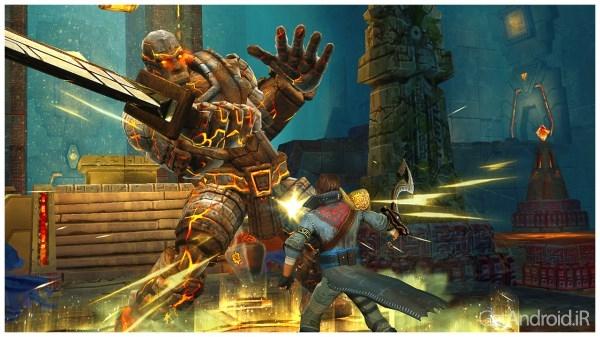 دانلود Stormblades 1.4.10 بازی شمشیر طوفانی اندروید