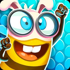 دانلود Bee Brilliant 1.37.4 – بازی پازلی زنبورعسل درخشان اندروید