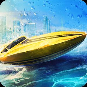 دانلود Driver Speedboat Paradise 1.5.1 - بازی قایقرانی با موتور جت برای اندروید + دیتا