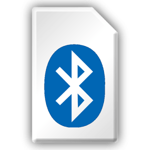Bluetooth SIM Access Profile icon