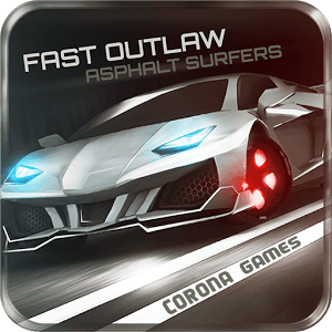 Fast Outlaw: Asphalt Surfers اندروید APK