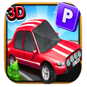 3D Toon Car Parking (3D Game) icon