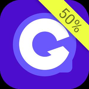 دانلود Goolors Elipse – icon pack 3.3.4 - مجموعه آیکون برای لانچرهای اندروید
