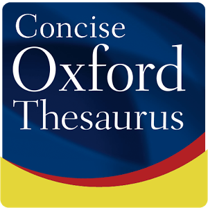 Concise Oxford Thesaurus icon