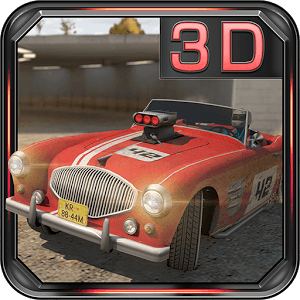 Ultimate 3D Classic Car Rally