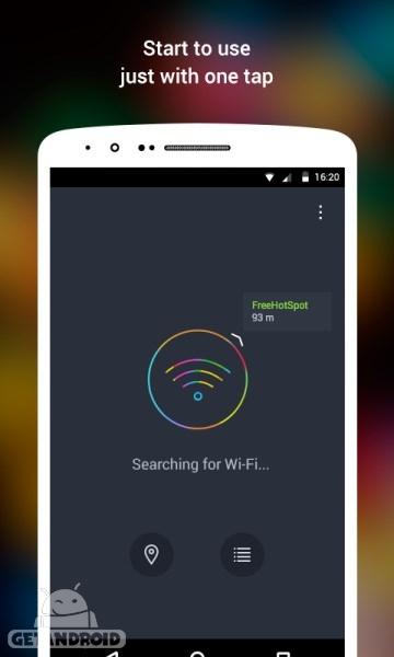 پيدا كردن رمز واي فاي با گوشی اندروید