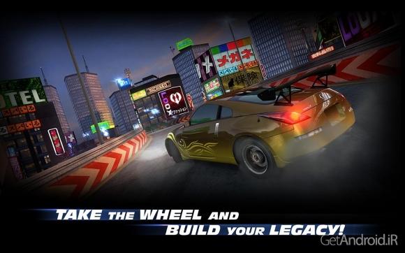 1428178674 fast and furious legacy 2 دانلود Fast & Furious: Legacy v2.1.1   بازی اتومبیلرانی میراث سریع و خشمگین اندروید + دانلود دیتا