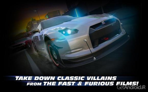 1428178718 fast and furious legacy 4 دانلود Fast & Furious: Legacy v2.1.1   بازی اتومبیلرانی میراث سریع و خشمگین اندروید + دانلود دیتا