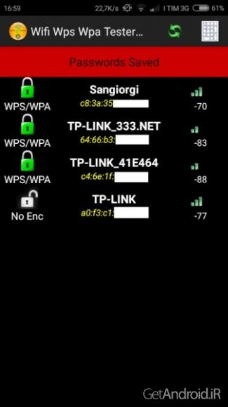 دانلود Wps Wpa Tester Premium (ROOT) 2.3.7 برنامه تست امنیت شبکه بی سیم اندروید