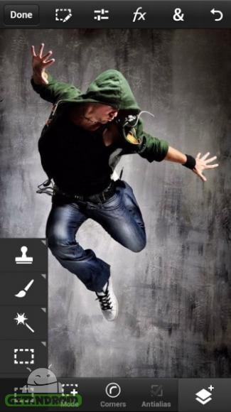 دانلود Photoshop CS6 for phone 6.0.6 - برنامه فتوشاپ اندروید