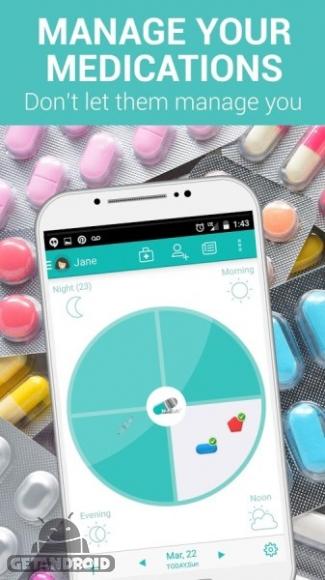 دانلود MediSafe Meds & Pill Reminder 7.37.04503 برنامه یادآوری زمان مصرف دارو اندروید