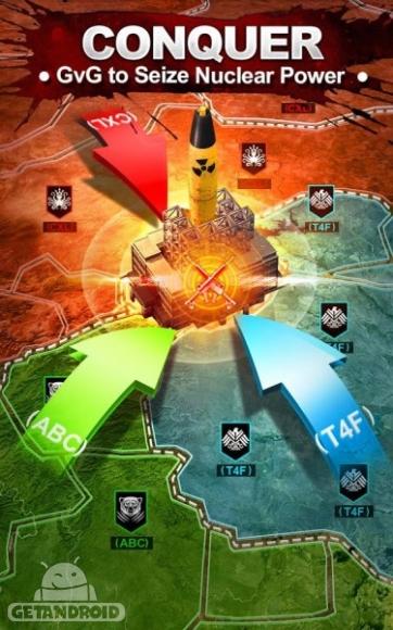 دانلود Invasion: Modern Empire 1.35.72 بازی استراتژیکی جنگی اندروید