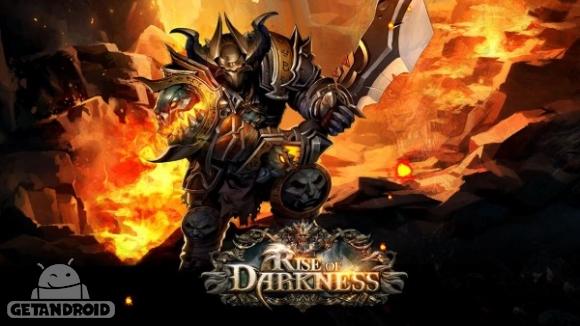 دانلود Rise of Darkness 1.2.81004 – بازی نقش آفرینی آنلاین اندروید