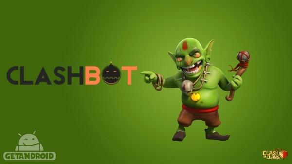 دانلود کلش بوت ClashBot 6.3 – نرم افزار هک بازی کلش آف کلنز اندروید