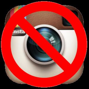 آموزش حذف حساب اینستاگرام