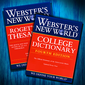Websters Dictionary+Thesaurus icon