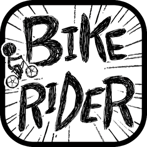 Bike Rider - Crazy BMX Racing icon