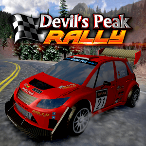 Devil's Peak Rally icon