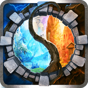 Twisted Worlds: Hidden Numbers icon