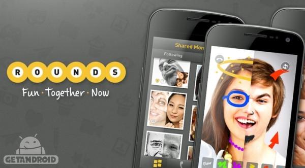 دانلود Rounds Video Chat & Group Call 7.7.0 - برنامه چت تصویری و گروهی اندروید