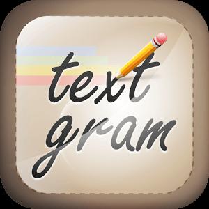 دانلود تکست گرام Textgram PRO - write on photos v3.2.9 اضافه کردن متن به عکس ها اندروید
