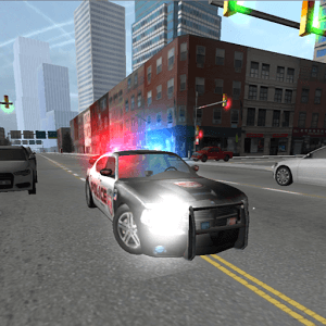 Duty Driver Police FULL icon