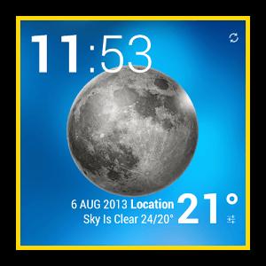 دانلود Weather Animated Widgets 10.8 - ویجت هواشناسی متحرک برای اندروید