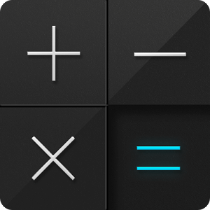 CALCU™ Stylish Calculator Free icon