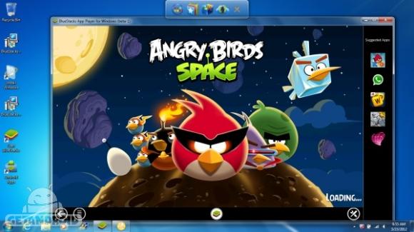 دانلود بلو استکس روت شده BlueStacks 0.9.18.5016 Rooted نرم افزار اجرای بازی ها و برنامه های اندروید در ویندوز و مک