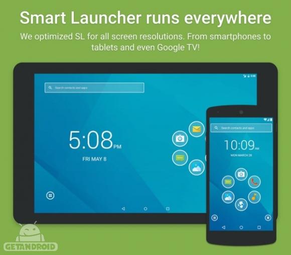 دانلود Smart Launcher 3 Pro 3.08.28 اسمارت لانچر هوشمند اندروید