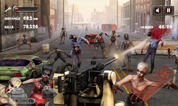 دانلود Zombie Squad 1.0.15 - بازی دار و دسته زامبی ها برای اندروید
