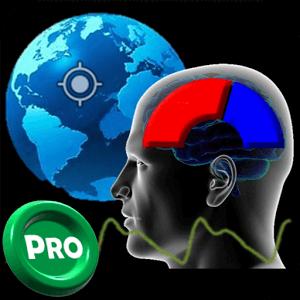 دانلود StressLocator Pro 2.37 برنامه تست سلامتی و تمرکز اندروید