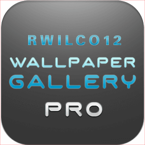 Rwilco12 Wallpaper Gallery Pro icon