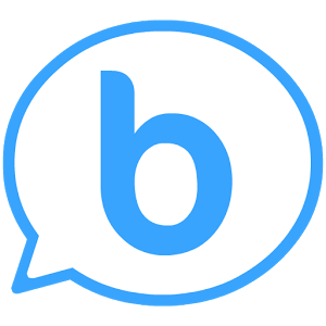 B Messenger Video Chat icon