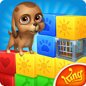 دانلود Pet Rescue Saga 1.112.13 - بازی پرطرفدار نجات حیوانات خانگی اندروید
