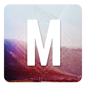 Meld (#madewithmeld) icon