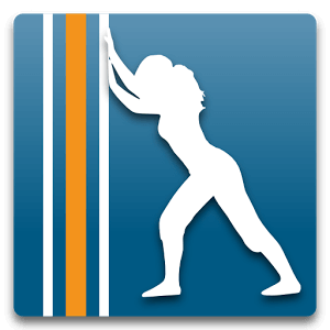 Virtual Trainer Stretch icon