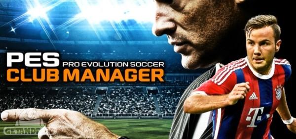 دانلود PES Club Manager 1.2.5 – بازی سرمربی فوتبال و مدیریت باشگاه اندروید