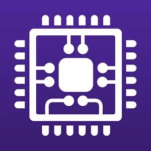 دانلود سی پیو زد CPU-Z Premium 1.24 برنامه نمایش مشخصات سخت افزاری گوشی اندروید