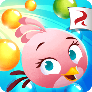 Angry Birds Bubble Shooter icon