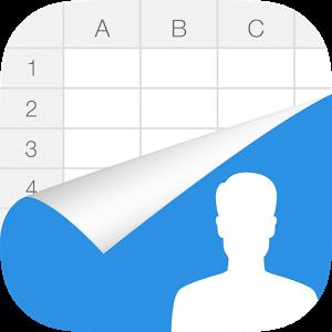 دانلود SA Contacts 2.8.9 ذخیره و پشتیبان گیری از مخاطبین در اندروید