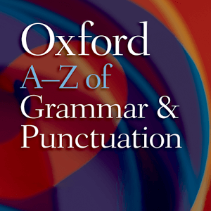 Oxford Grammar and Punctuation icon