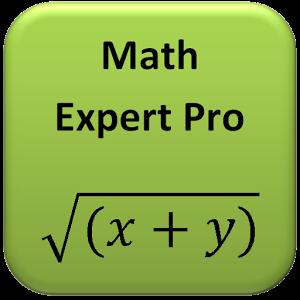 دانلود Math Expert Pro v3.3 - برنامه فرمولهای ریاضی و فیزیک برای اندروید