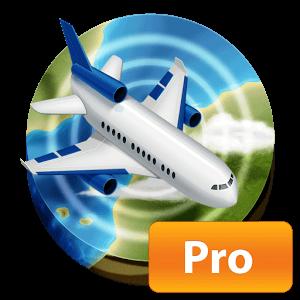 دانلود Airline Flight Status Tracker 2.3.2 - برنامه نمایش وضعیت پروازهای خطوط هوایی برای اندروید