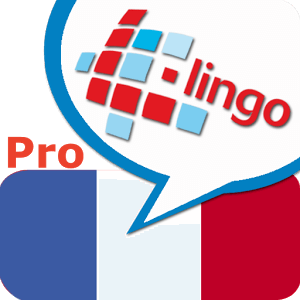 L-Lingo Learn French Pro icon