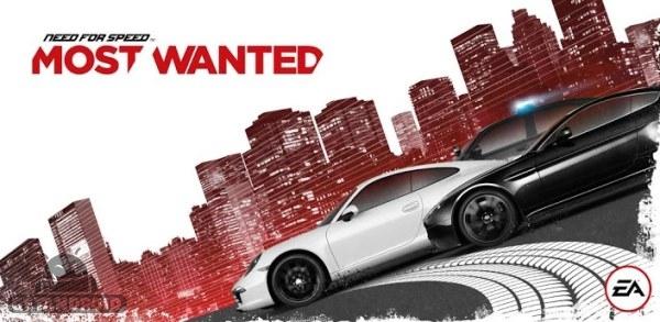 دانلود بازی نید فور اسپید موست وانتد Need for Speed Most Wanted 1.3.71 برای اندروید