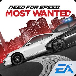 دانلود بازی نید فور اسپید موست وانتد Need for Speed Most Wanted 1.3.103 برای اندروید